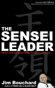 The Sensei Leader Book Cover